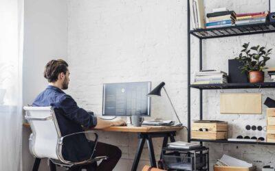 Arredo per smart working: soluzioni per allestire l'ufficio in casa