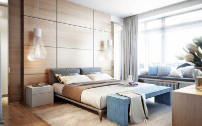 Camera da letto moderna: i dettagli che fanno la differenza