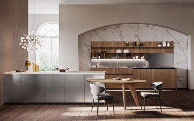 Come organizzare la cucina con un design funzionale